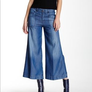 Level 99 Denim Gaucho Pants
